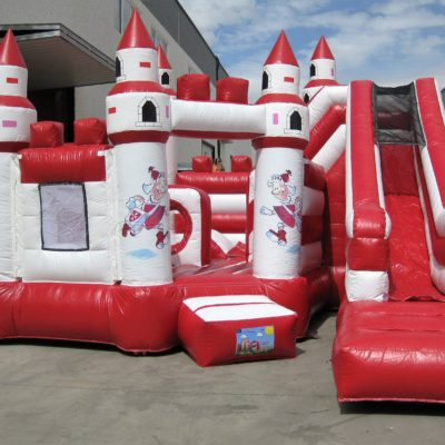 Castillo Hinchable Grande