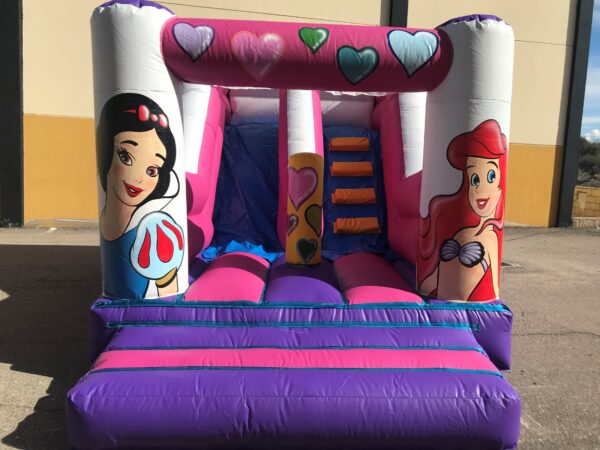 Castillo Hinchable Princesas