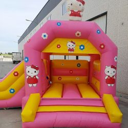 Castillo Hinchable Hello Kitty