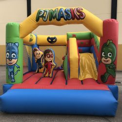 Castillo Hinchable PJ Masks